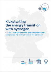 "GET H2 brochure ""Kickstartin the energy transition with hydrogen"""