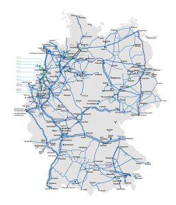 Grüngasvariante 2025 NEP Gas Konsultationsdokument