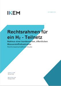 IKEM-Broschüre H2-Teilnetz;